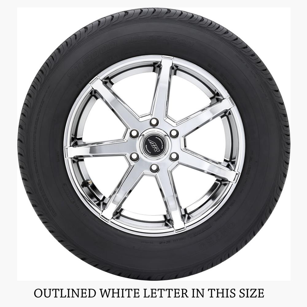 Ohtsu Tires ST5000 Passenger All Season Tire - 265/70R15 110S