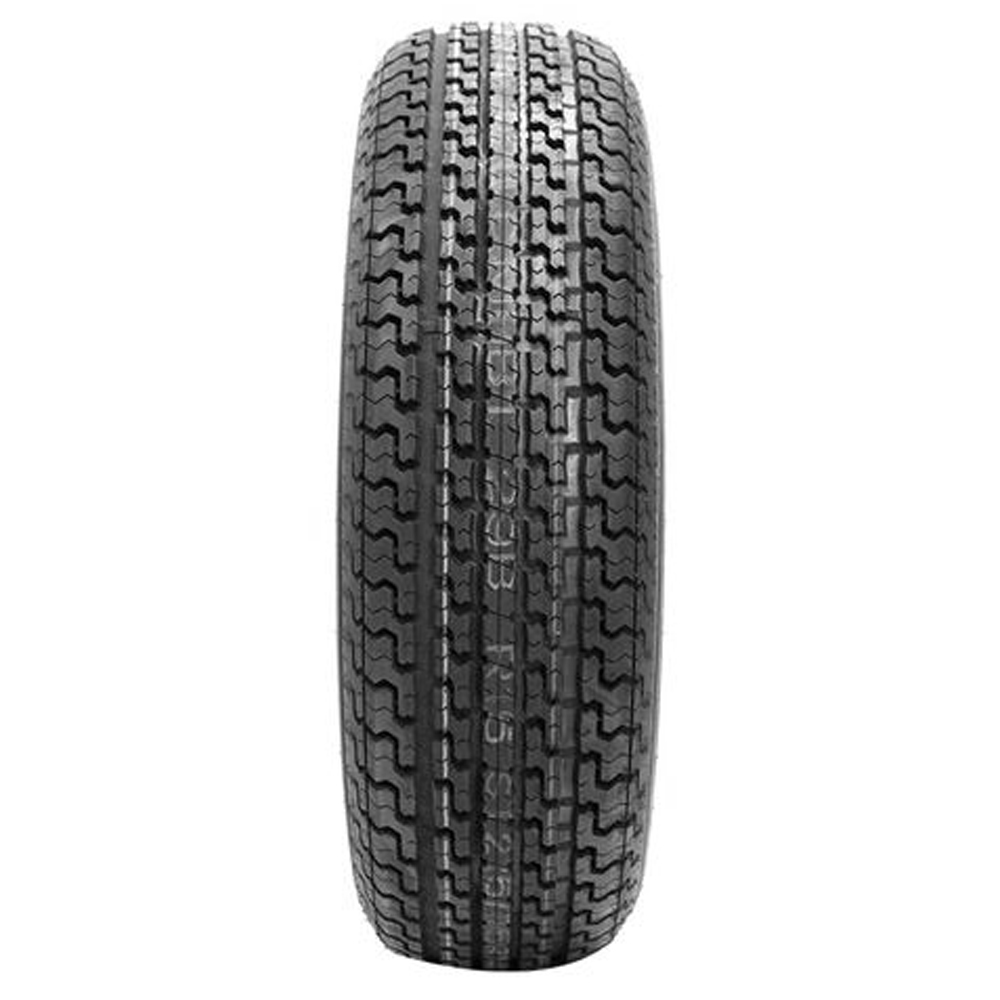 Omni Trail Tires Radial ST Trailer Tire - ST205/75R14 100/96L 6 Ply