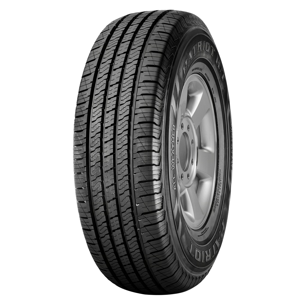Patriot Tires Patriot H/T Light Truck/SUV Highway All Season Tire