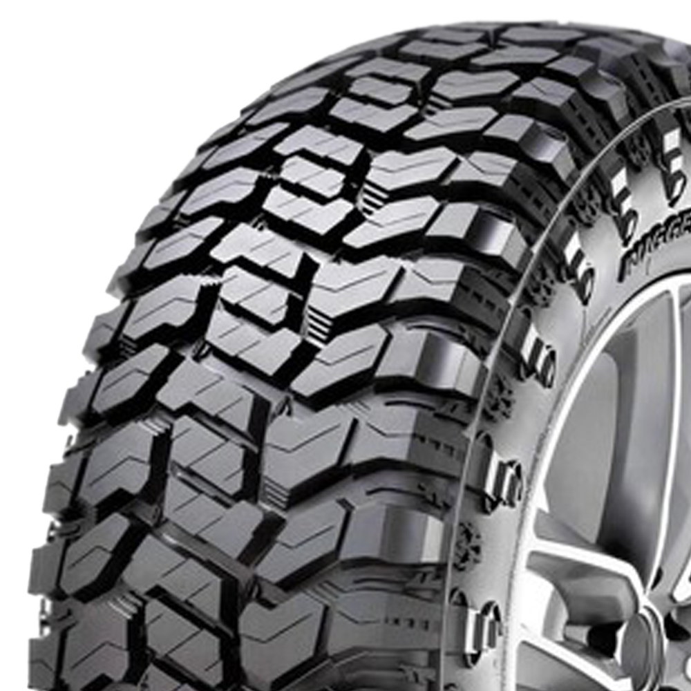 Patriot Tires Patriot R/T Light Truck/SUV All Terrain/Mud Terrain Hybrid Tire - 33x12.5R20LT 119Q 12 Ply