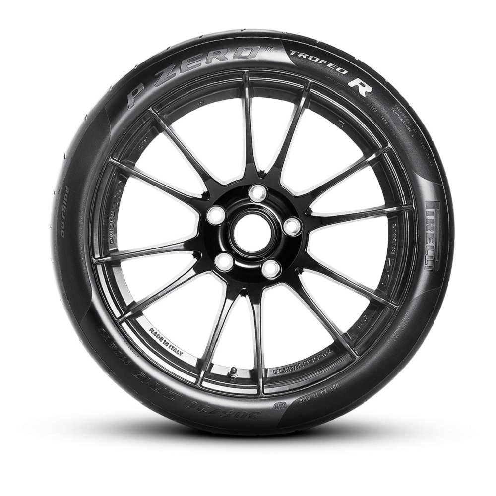 Pirelli Tires P Zero Trofeo R Racing Tire