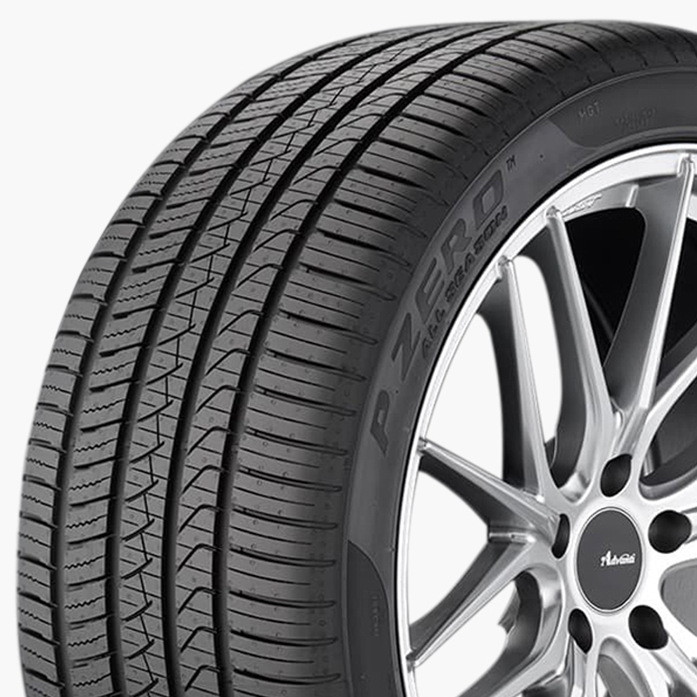 Pirelli Tires P Zero All Season - 275/35R22XL 104W