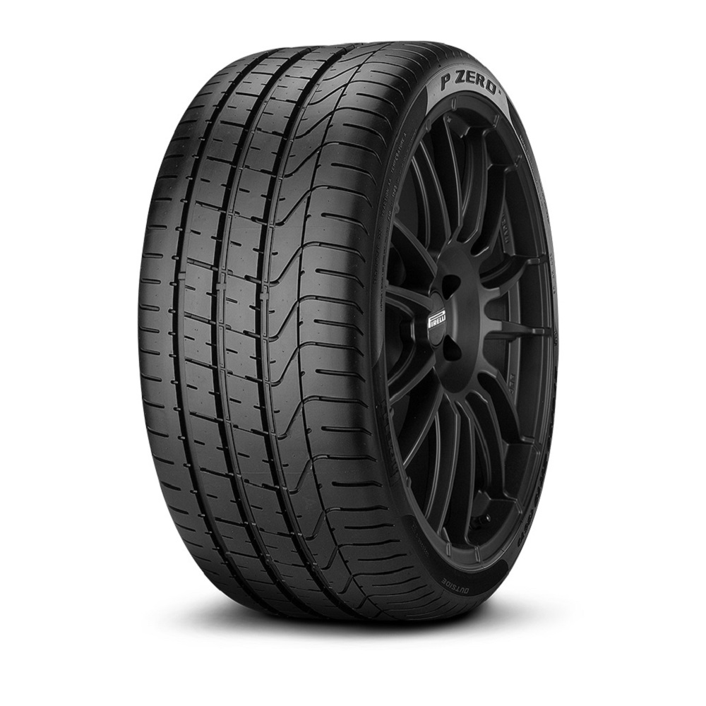 Pirelli Tires P Zero Passenger Summer Tire - 315/30ZR22XL 107Y