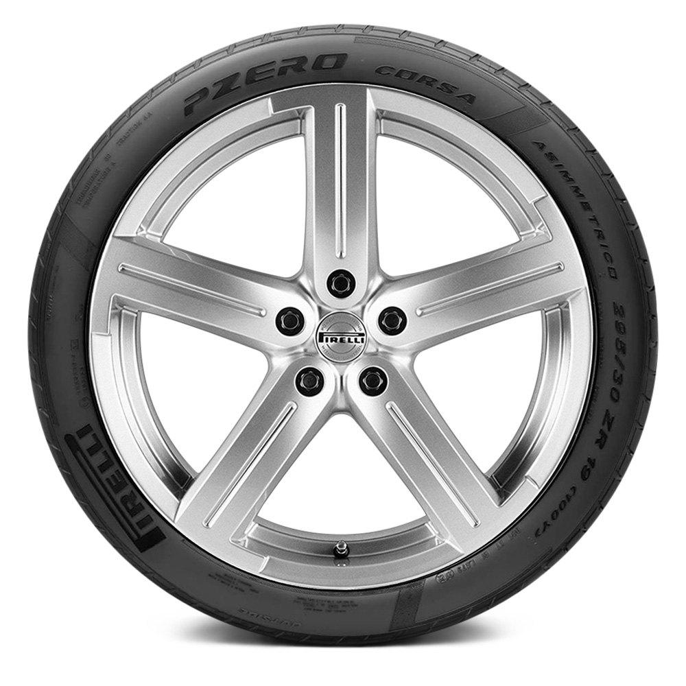 Pirelli Tires P Zero Corsa System Asimmetrico - 335/30R18 102Y