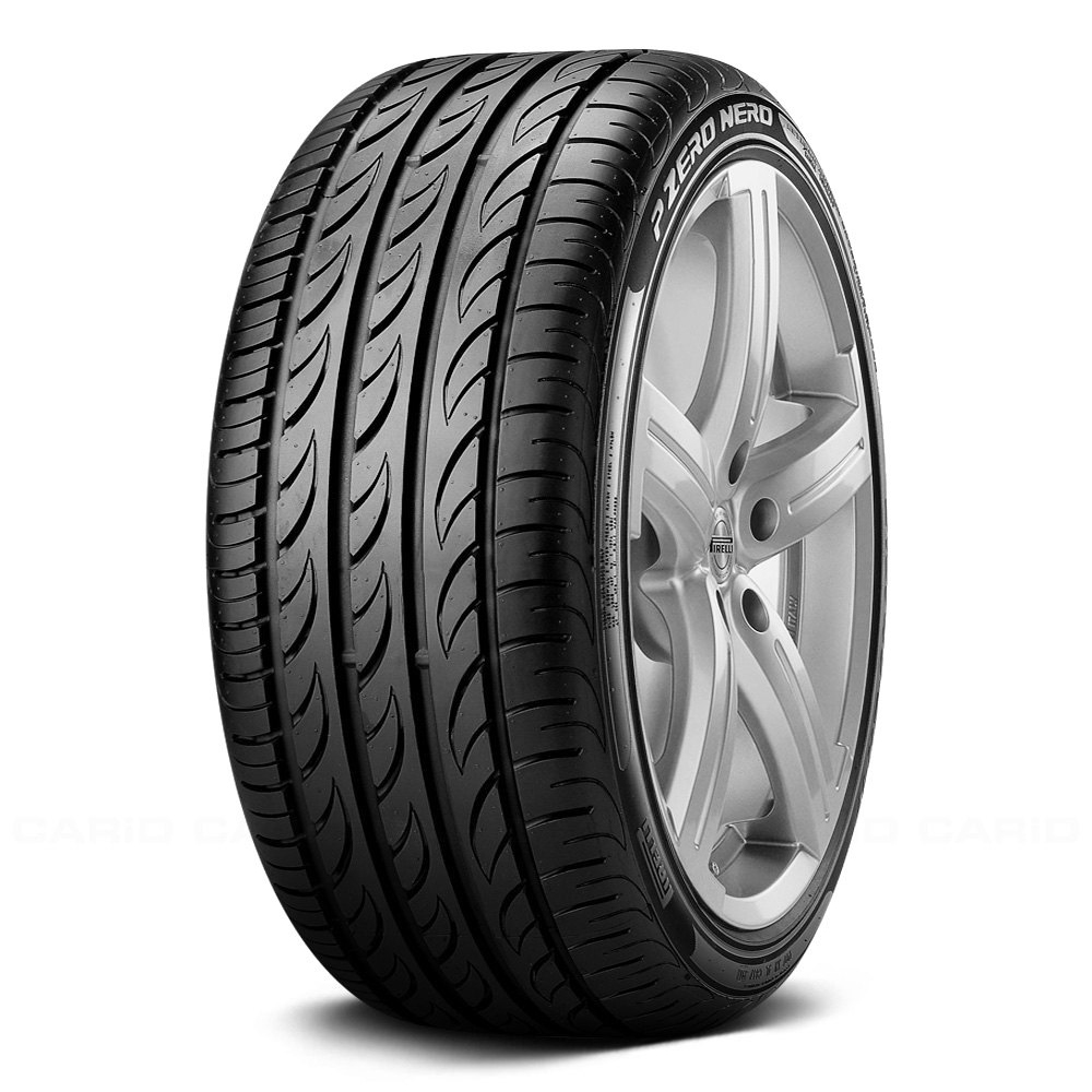 Pirelli Tires P Zero Nero Passenger Performance Tire - 295/25R22XL 97Y