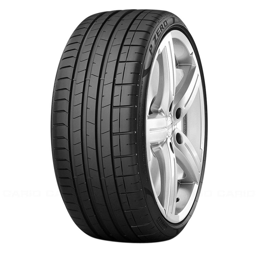Pirelli Tires P Zero PZ4 Passenger Summer Tire - 285/40ZR19XL 107Y