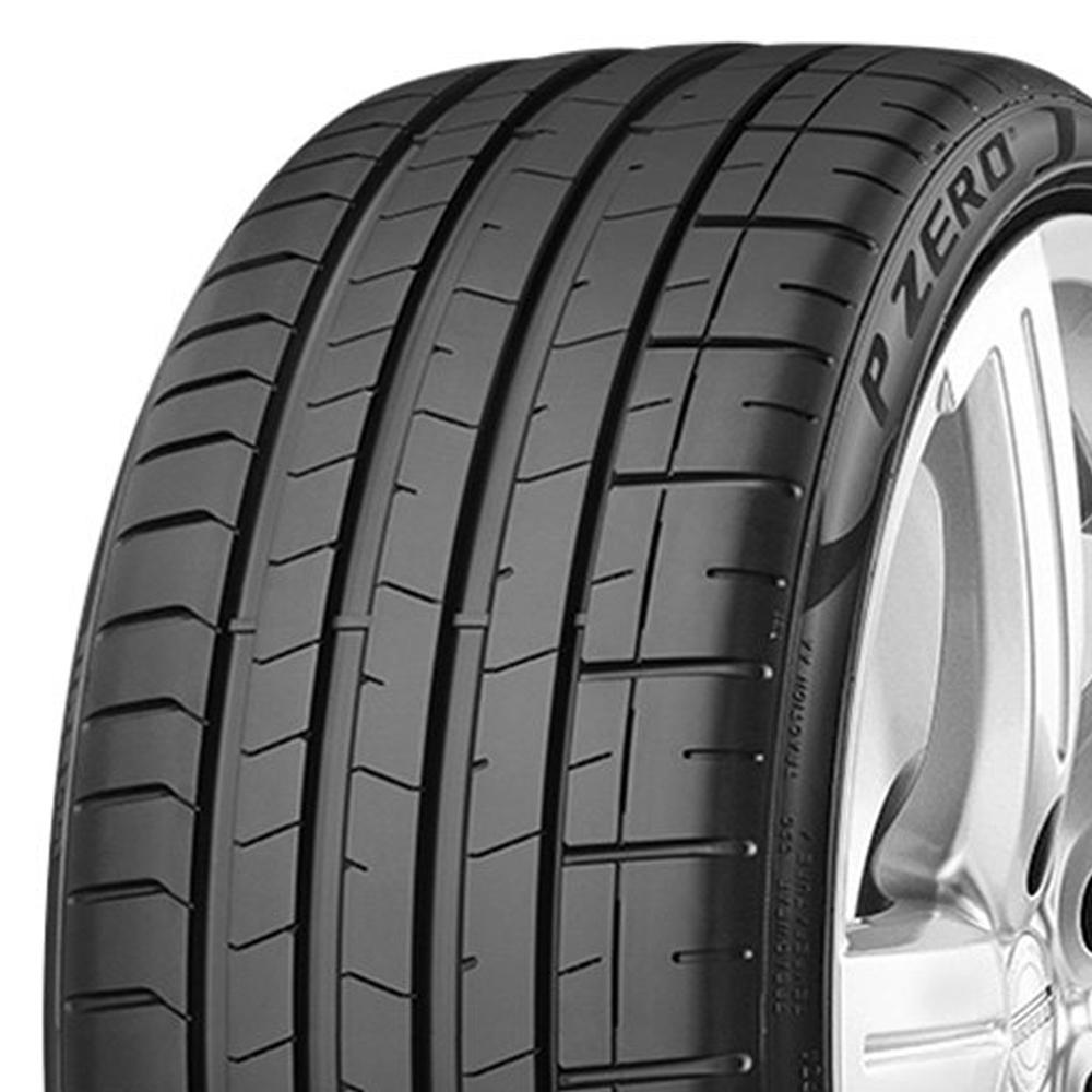 Pirelli Tires P Zero PZ4 Passenger Summer Tire - 285/40R23 107Y