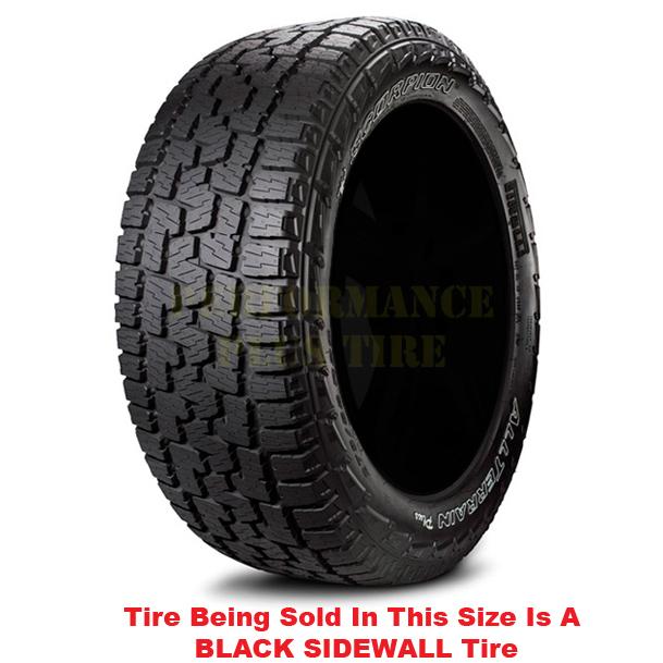 Pirelli Tires Scorpion All Terrain Plus Light Truck/SUV Highway All Season Tire - LT245/70R16 113/110T 8 Ply