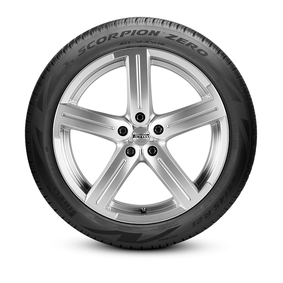 Pirelli Tires Scorpion Zero All Season - 245/45R21XL 104W