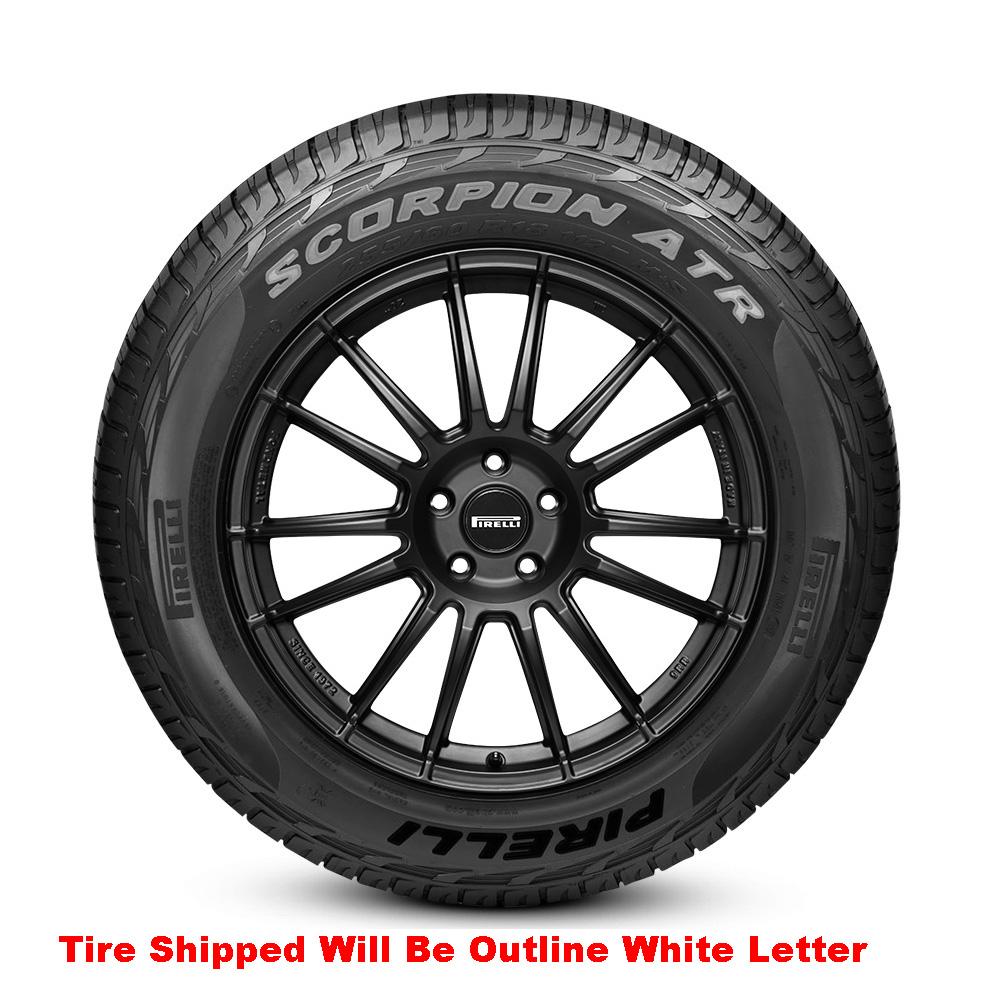 Pirelli Tires Scorpion ATR Passenger All Season Tire