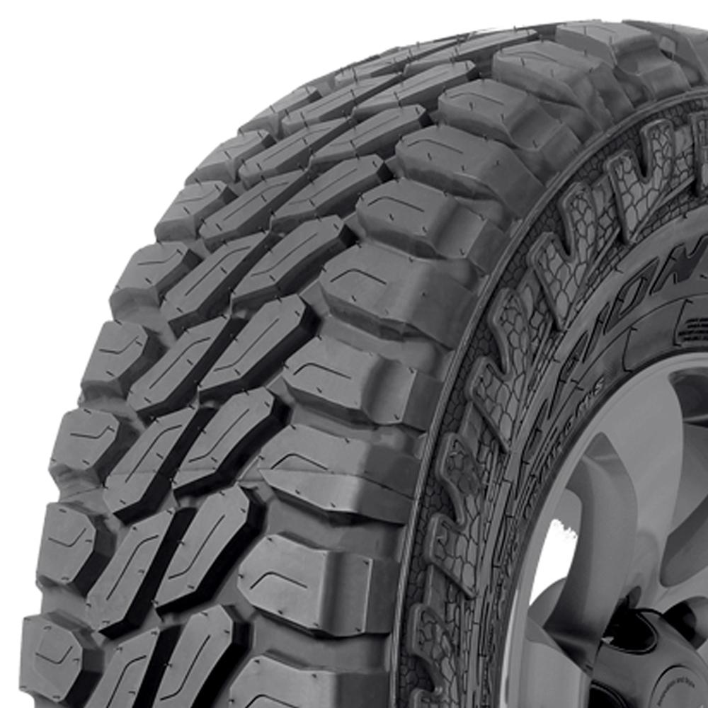 Pirelli Tires Scorpion MTR Light Truck/SUV Mud Terrain Tire - LT255/70R16 108Q 6 Ply