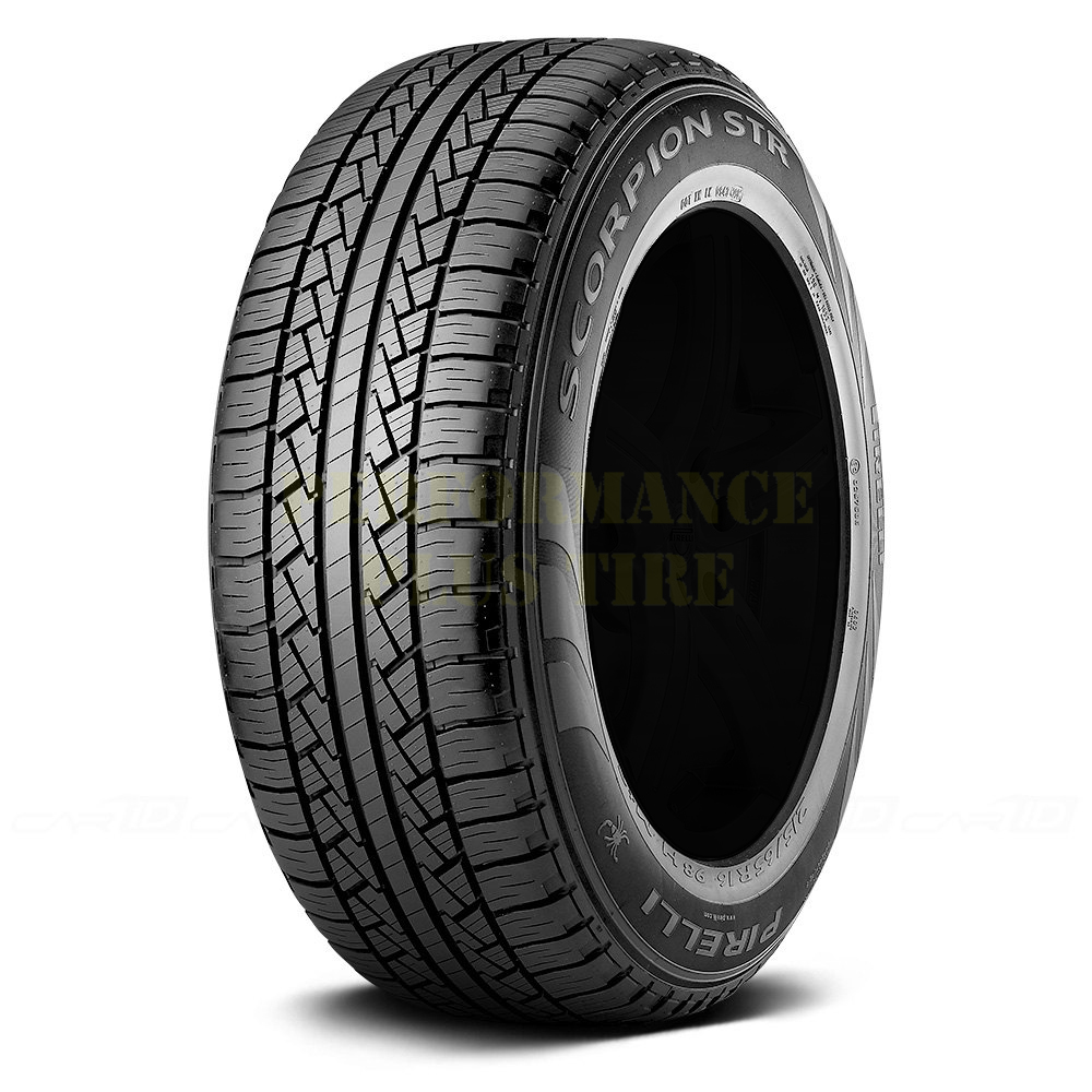 Pirelli Tires Scorpion STR Passenger All Season Tire - P255/75R17 113T