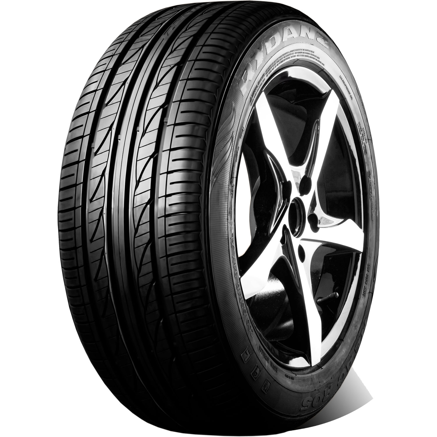Rydanz Tires Reac R05 Passenger All Season Tire - 165/50R15 72V