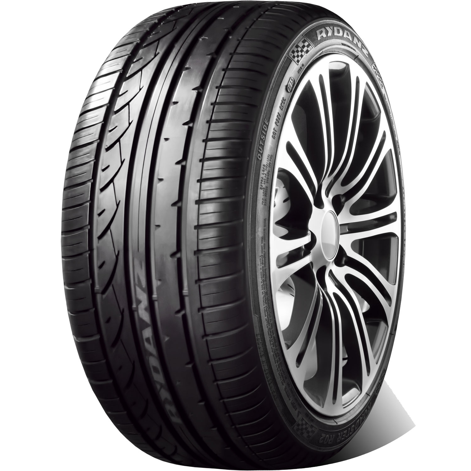 Rydanz Tires Roadster R02 Passenger All Season Tire