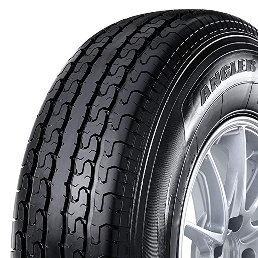 Radar Tires Agler RST22 Trailer Tire - ST205/75R14 105/101L 8 Ply