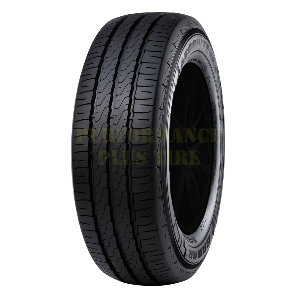 Radar Tires Argonite RV-4 - 195/65R16C 104/102R 8 Ply