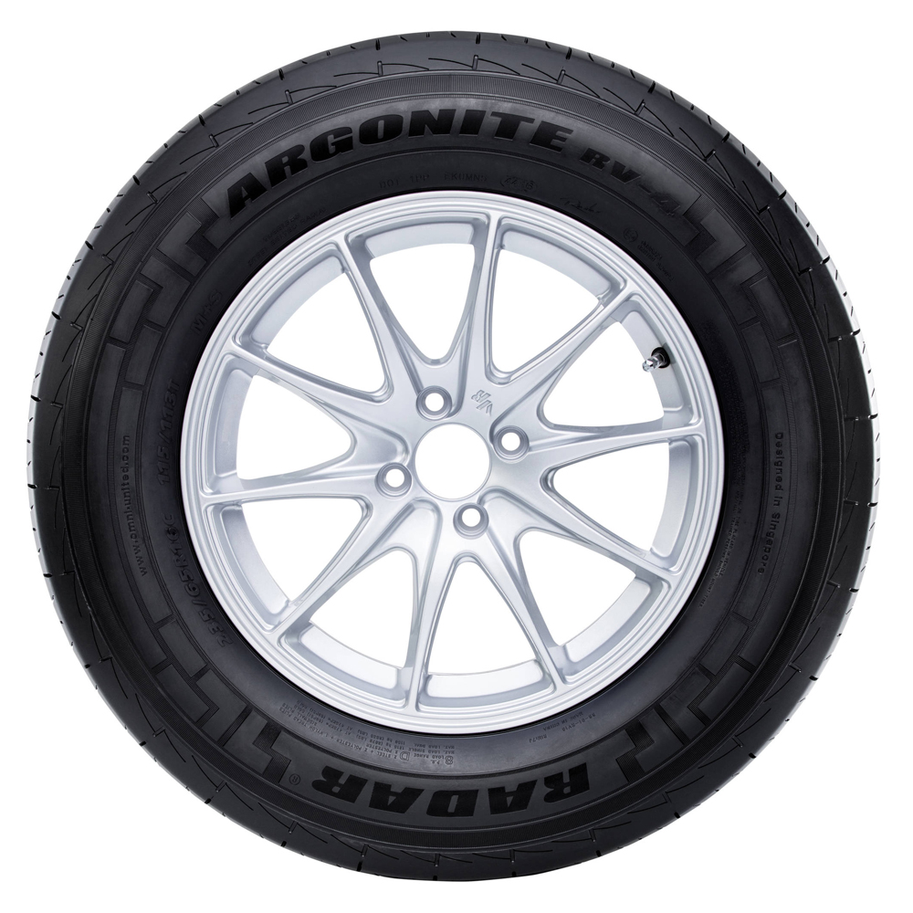 Radar Tires Radar Tires Argonite RV-4