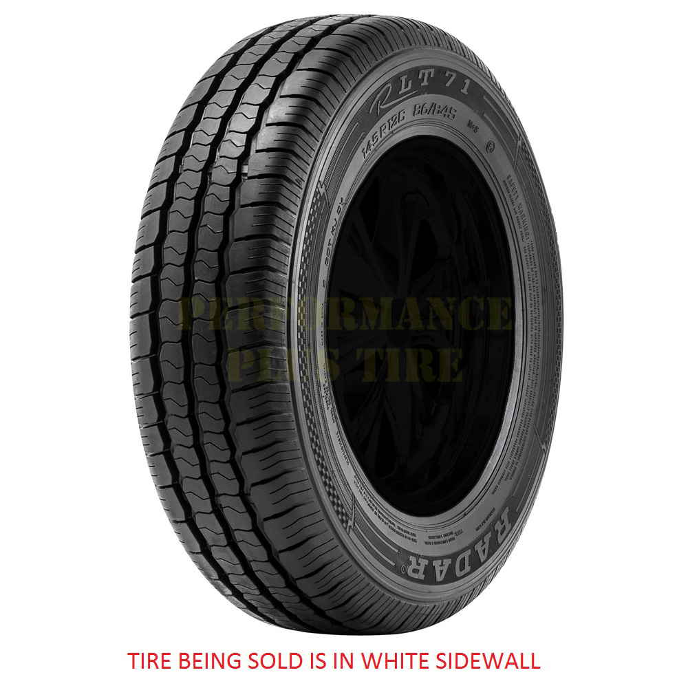 Radar Tires RLT 71 Light Truck/SUV Highway All Season Tire