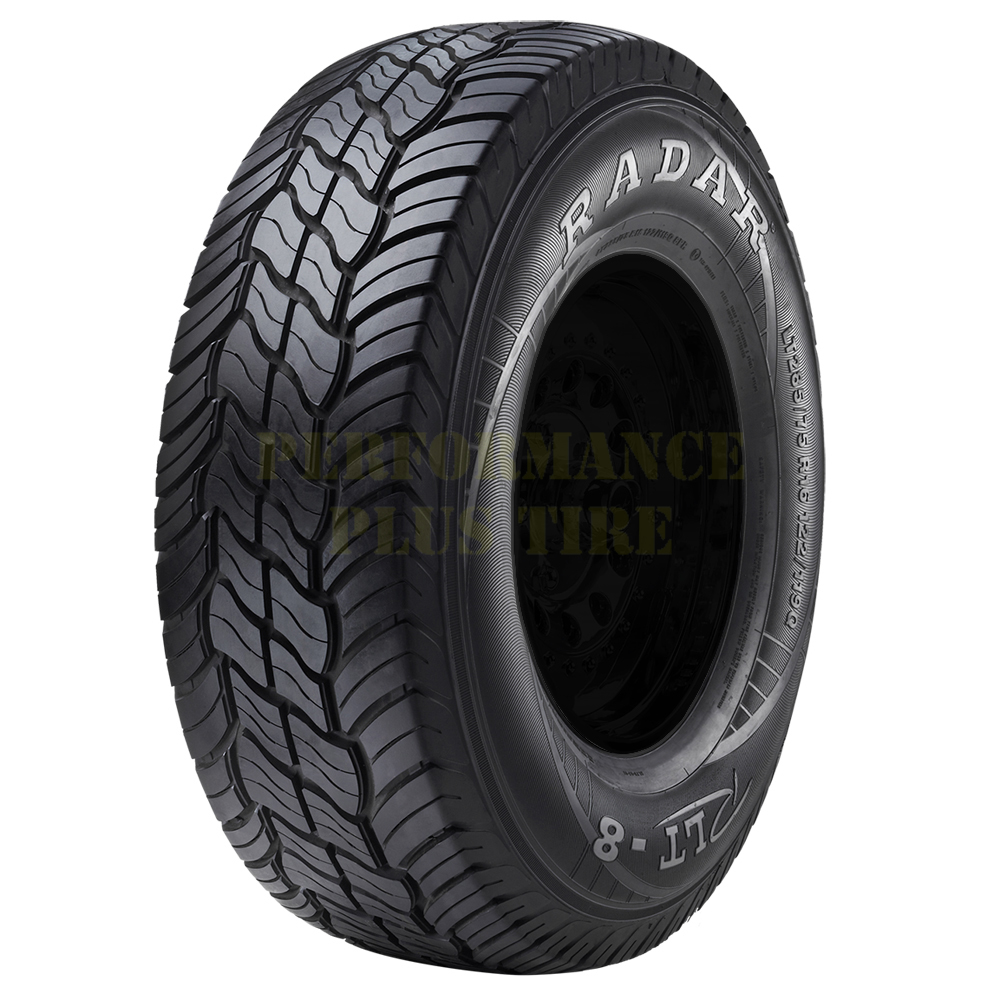 Radar Tires RLT 8 Light Truck/SUV All Terrain/Mud Terrain Hybrid Tire