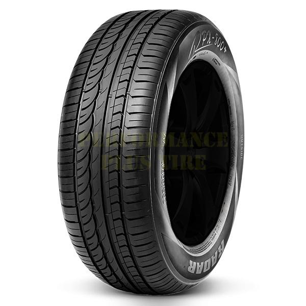 Radar Tires RPX 800+ Passenger Summer Tire - 215/50R18 92V
