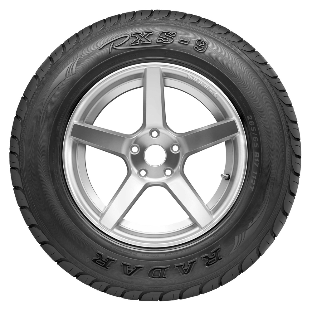 Radar Tires RXS9 Passenger All Season Tire