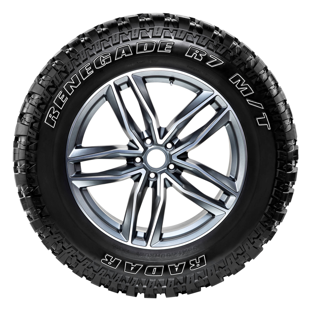 Radar Tires Renegade R7 - LT315/60R20 125Q 10 Ply