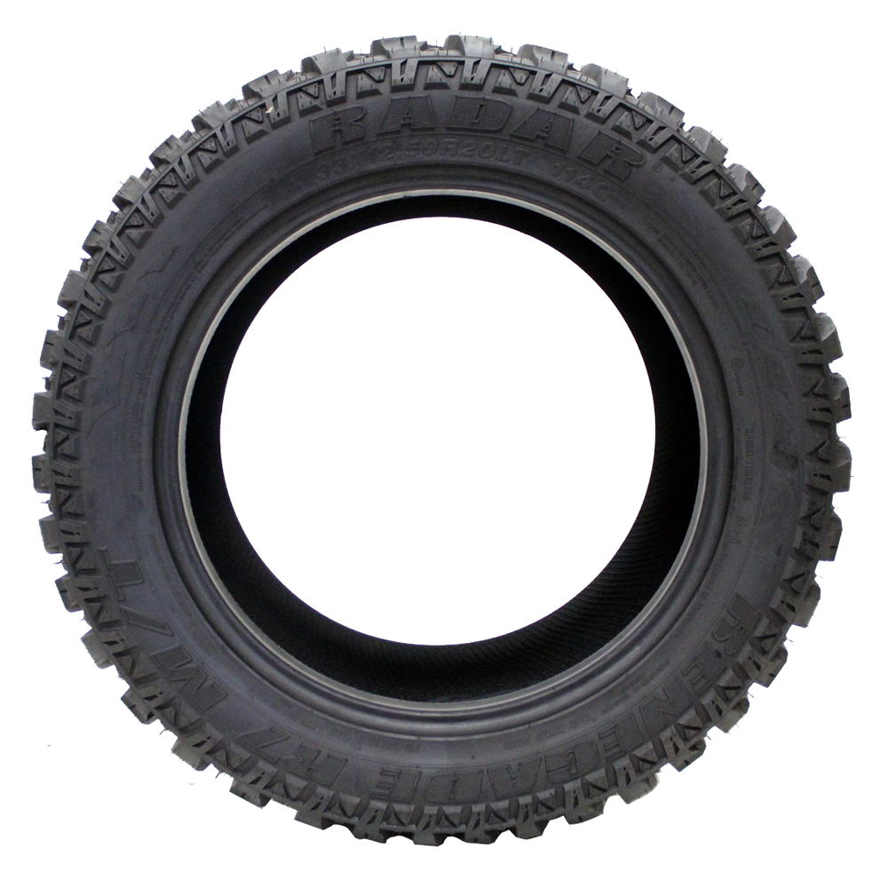 Radar Tires Renegade R7 Light Truck/SUV Mud Terrain Tire