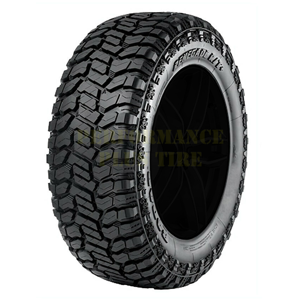 Renegade RT+ - LT265/50R20 121/118Q 10 Ply