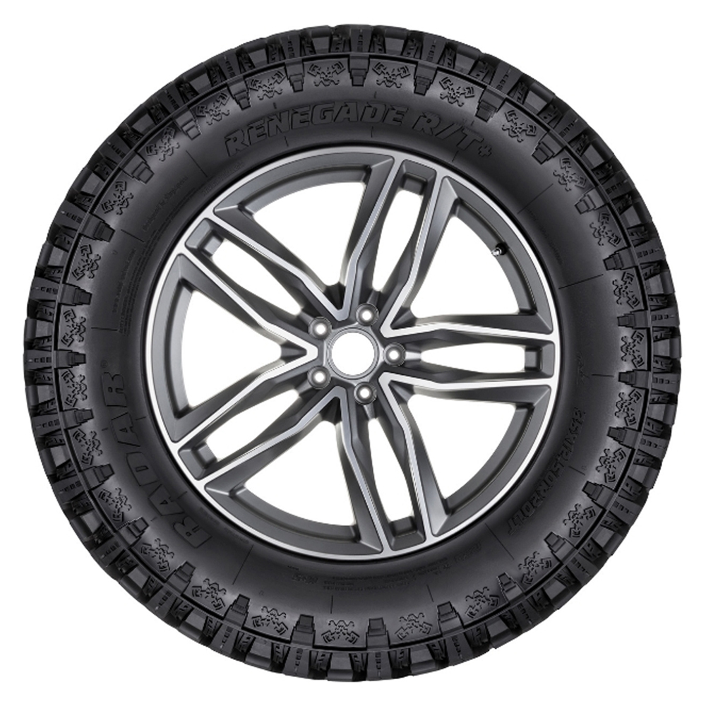 Renegade RT+ - 37x13.50R18LT 124Q 10 Ply