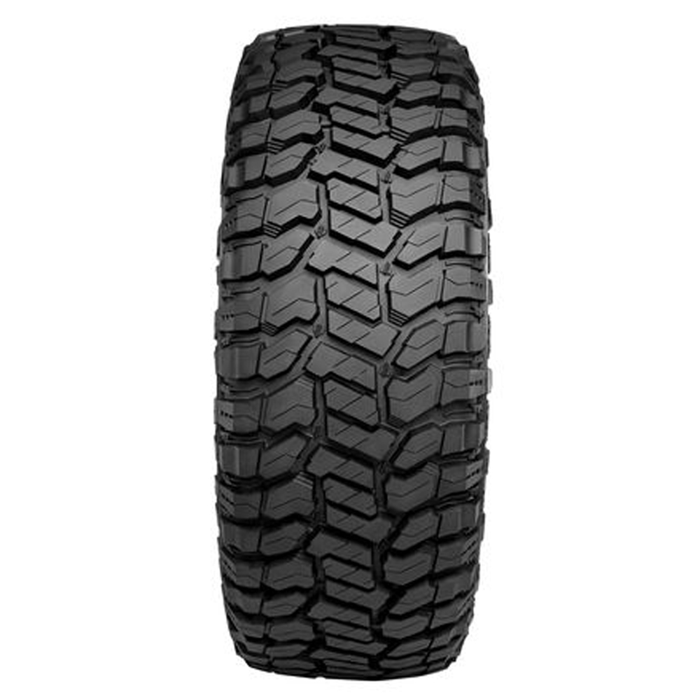 Radar Tires Renegade R/T Light Truck/SUV All Terrain/Mud Terrain Hybrid Tire - 35x12.5R20LT 125Q 12 Ply