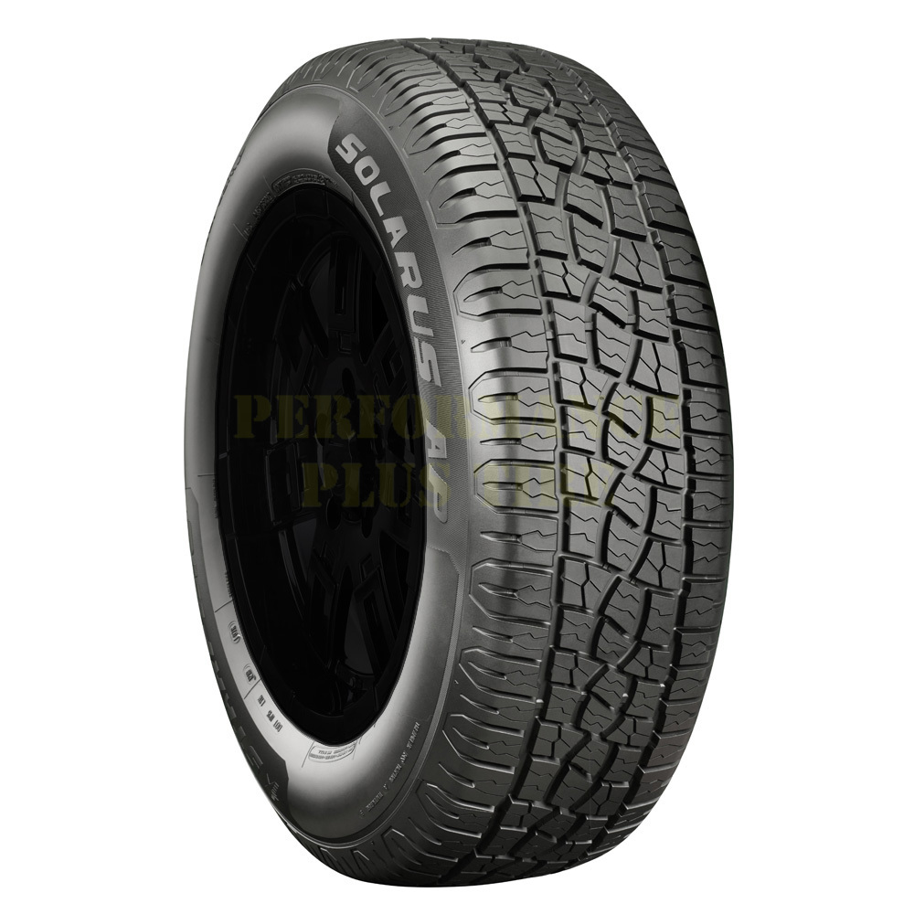 Starfire (by Cooper) Tires Solarus AP Light Truck/SUV Highway All Season Tire - 31x10.5R15LT 109R 6 Ply