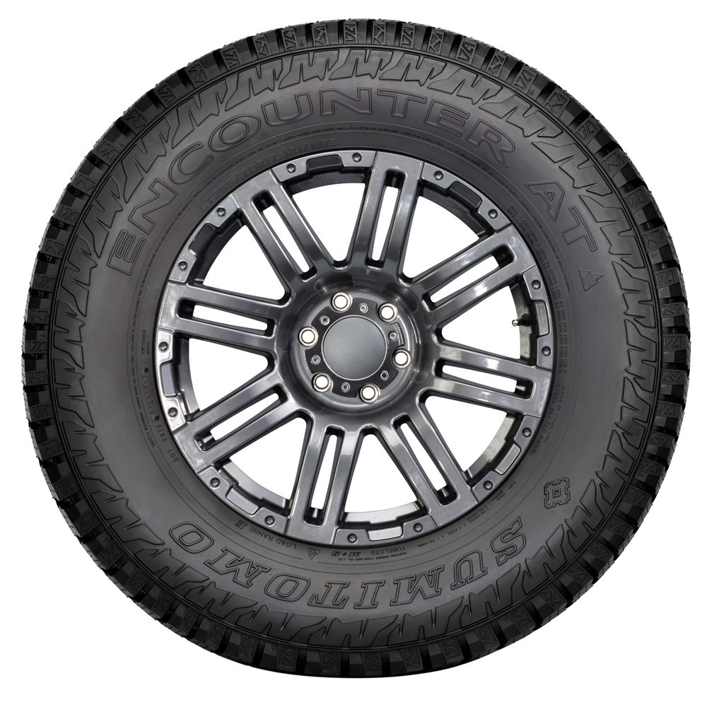 Sumitomo Tires Encounter AT - LT325/65R18 127R 10 Ply