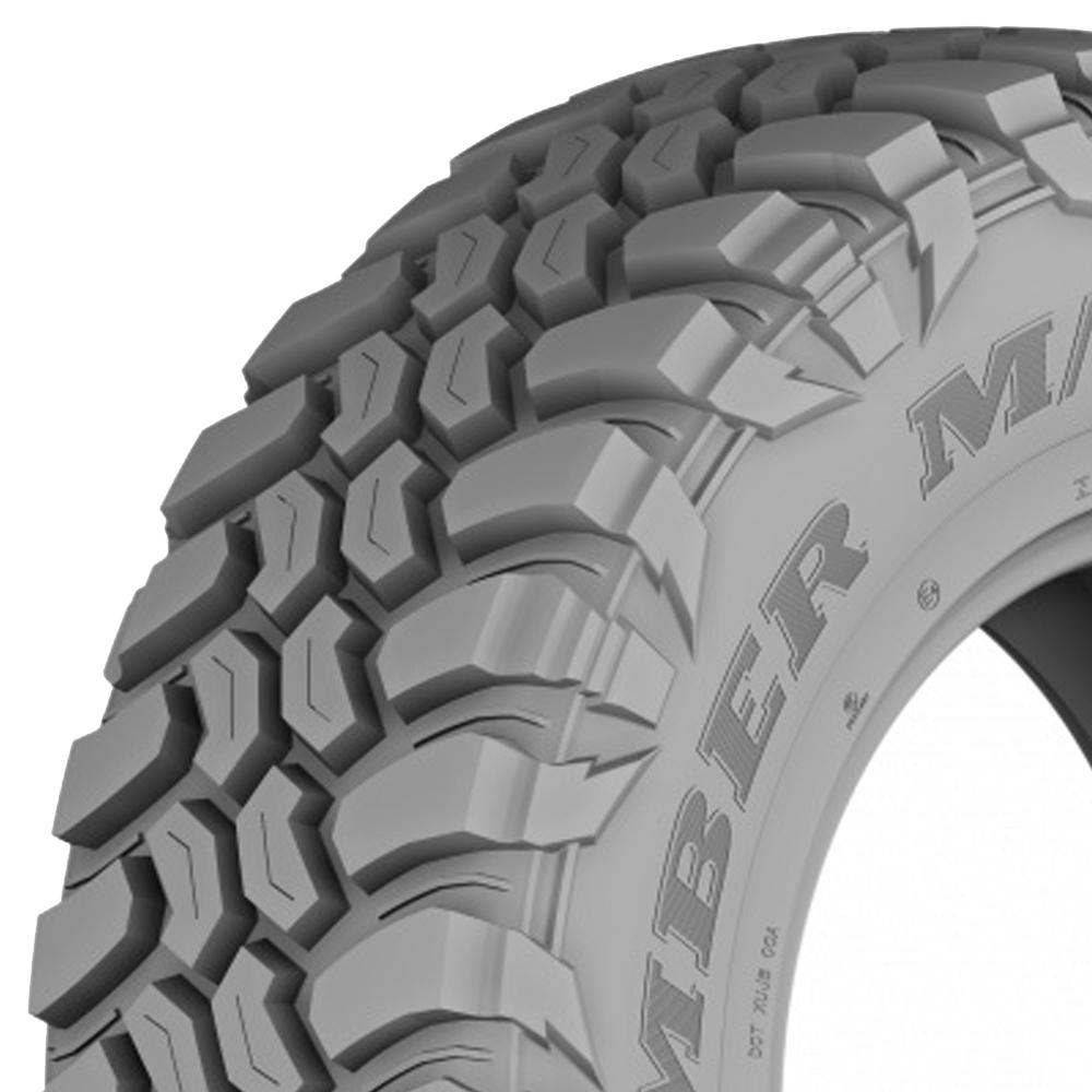 Suretrac Tires Wide Climber M/T2 - 33x12.50R22LT 117Q 10 Ply
