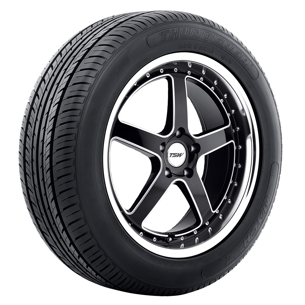 Thunderer Tires Mach 2 R301 Passenger All Season Tire