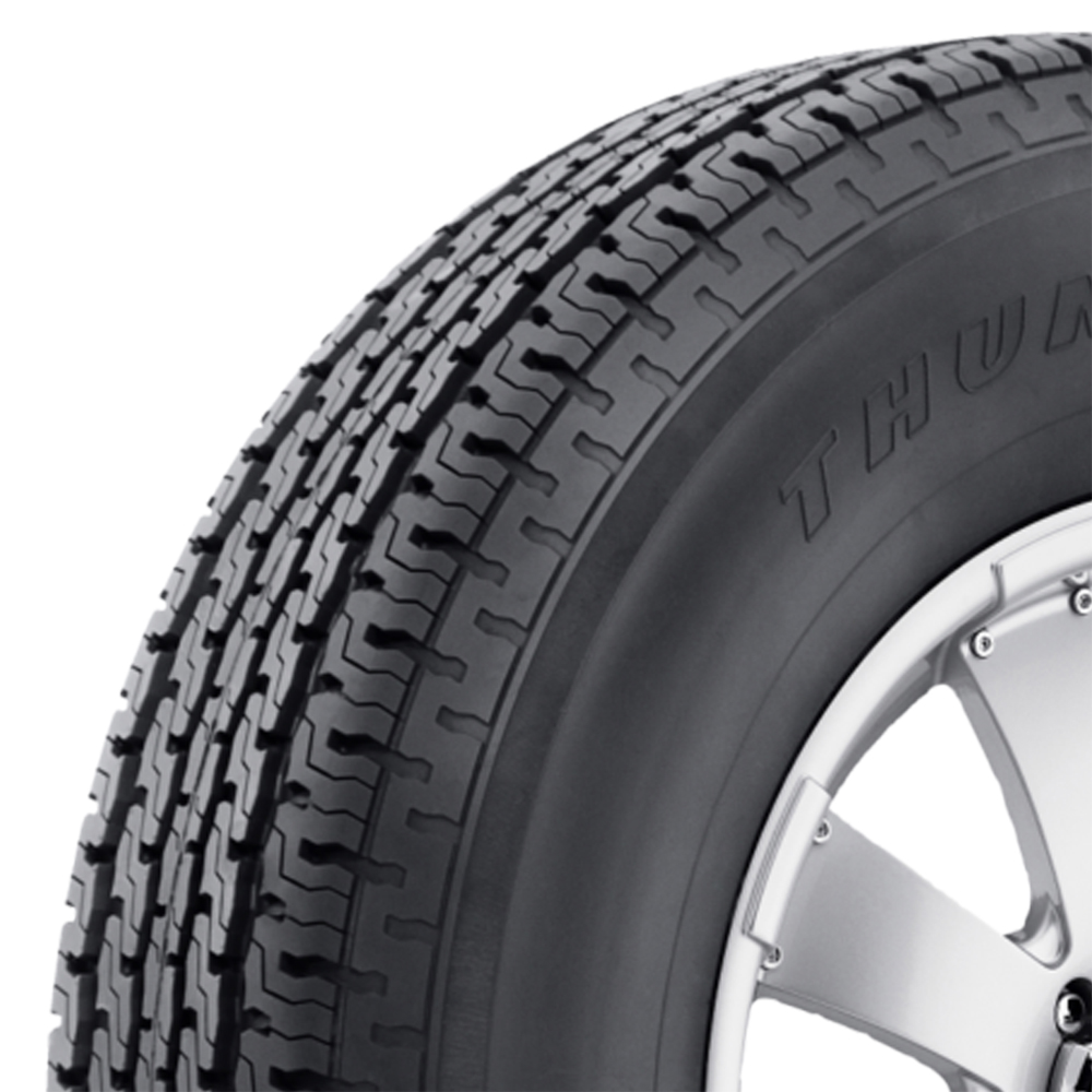Thunderer Tires ST Radial R501 Trailer Tire - ST225/75R15 113/108L 8 Ply