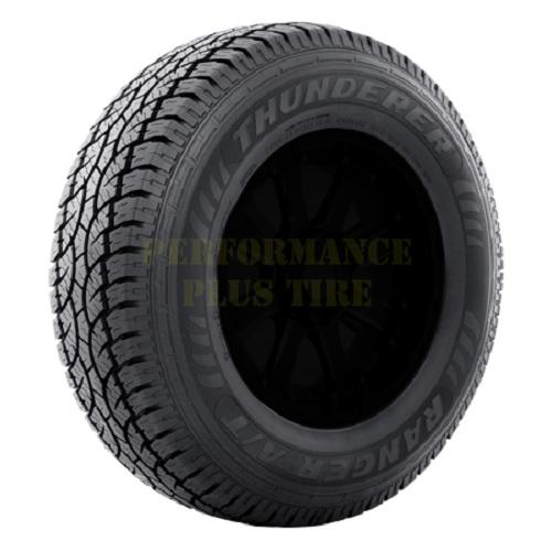 Thunderer Tires Ranger A/T R404 Light Truck/SUV All Terrain/Mud Terrain Hybrid Tire - P285/55R20 115T