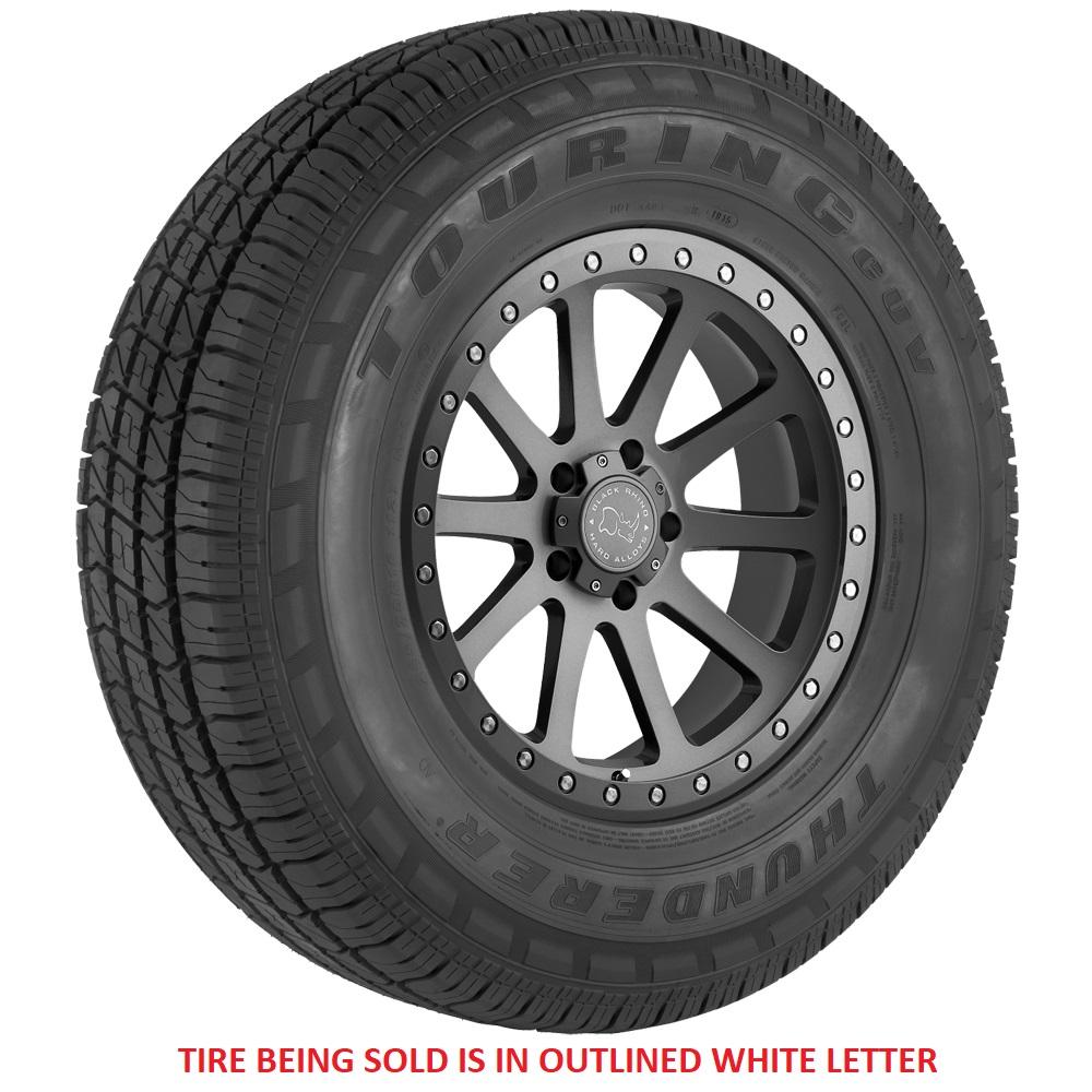 Thunderer Tires Touring CUV Passenger All Season Tire