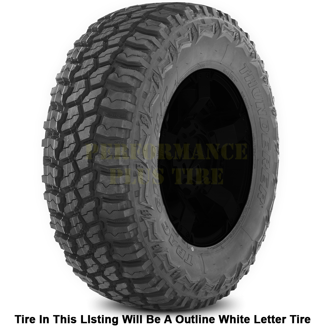 Thunderer Tires Trac Grip M/T R408 Light Truck/SUV Mud Terrain Tire