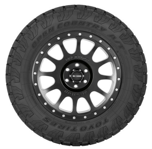 Toyo Tires Open Country A/T III Light Truck/SUV Highway All Season Tire - LT295/65R20 129/126S 10 Ply