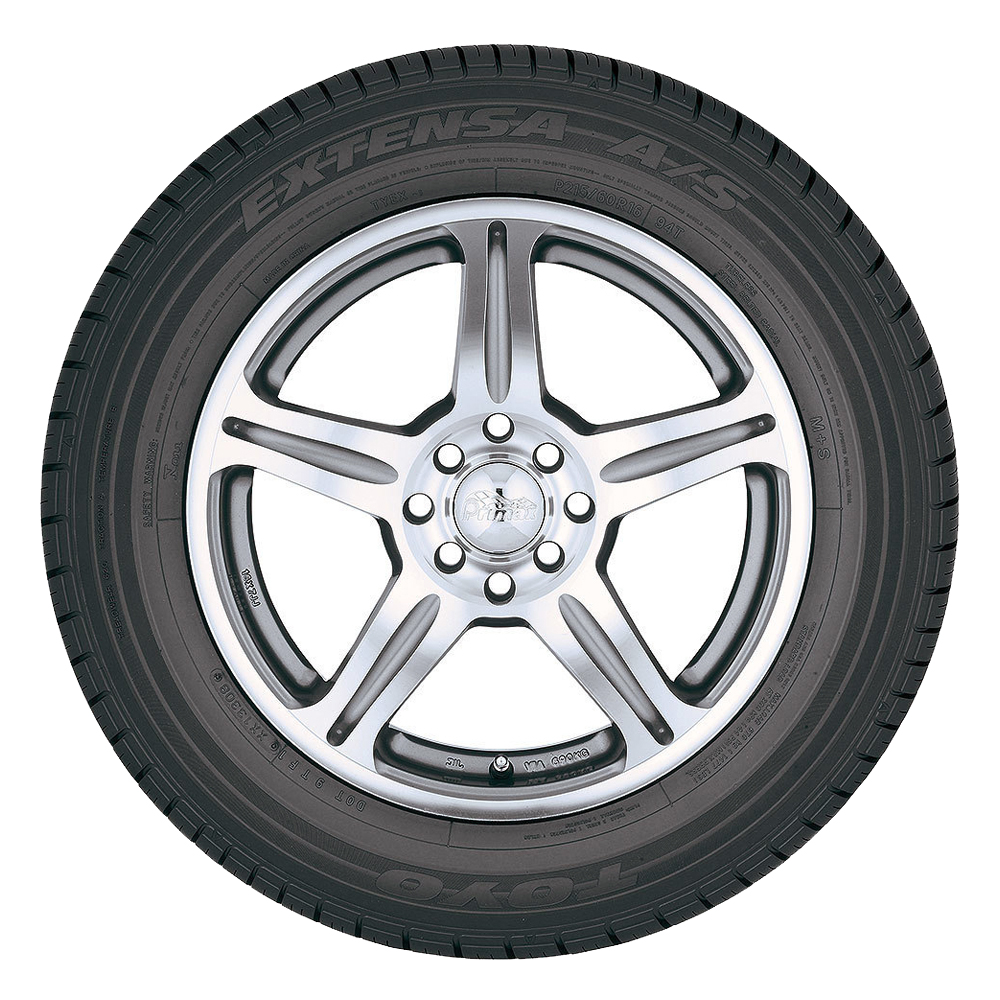 Toyo Tires Extensa A/S Passenger All Season Tire - 225/60R15 96H