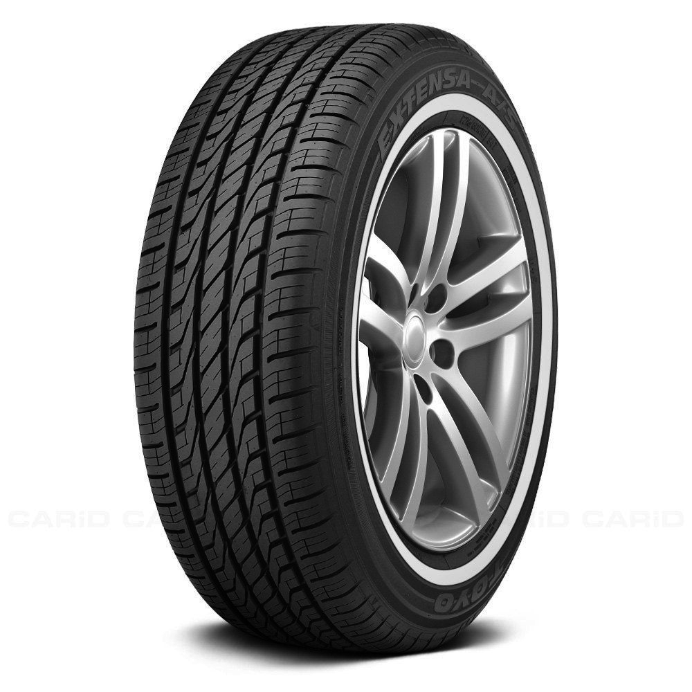 Toyo Tires Extensa A/S Passenger All Season Tire - P185/75R14 89S