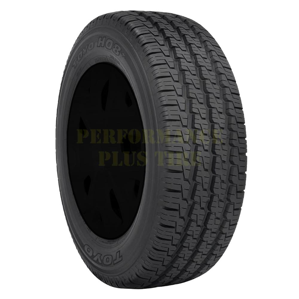 Toyo Tires H08+ - LT235/65R16 121/119R 10 Ply