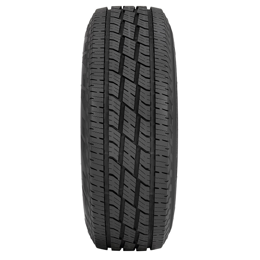Toyo Tires Open Country H/T II Light Truck/SUV Highway All Season Tire - LT255/65R18 120/117R 10 Ply