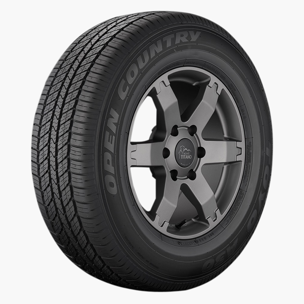 Toyo Tires Open Country A30