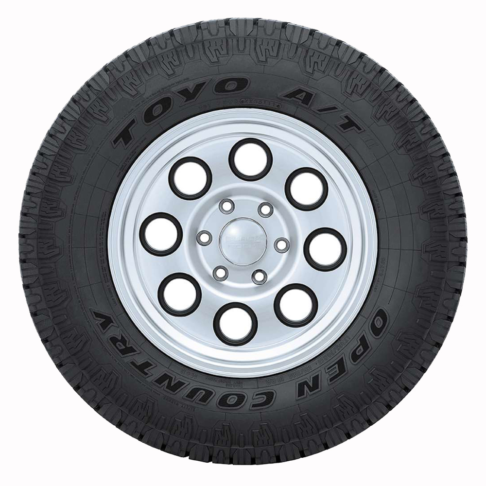 Toyo Tires Toyo Tires Open Country AT II - LT305/70R17 121/118R 10 Ply