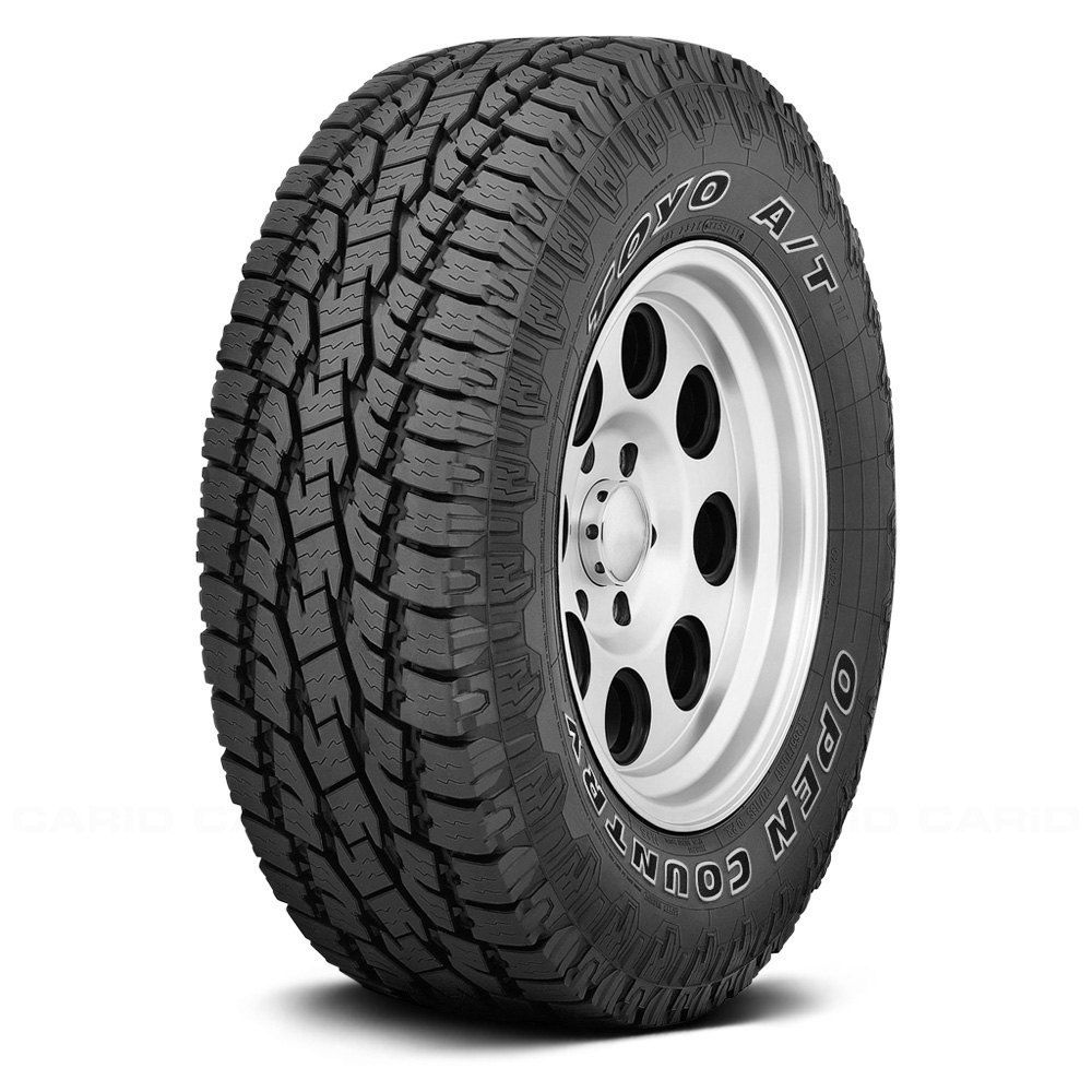 Open Country AT II - 30x9.5R15LT 104S 6 Ply