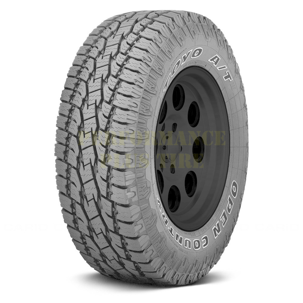 Toyo Tires Open Country AT II Passenger All Season Tire - P265/75R15 112S
