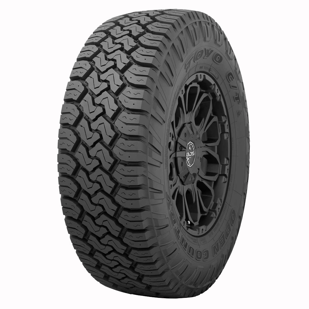 Open Country C/T - LT295/65R20 129/126Q 10 Ply