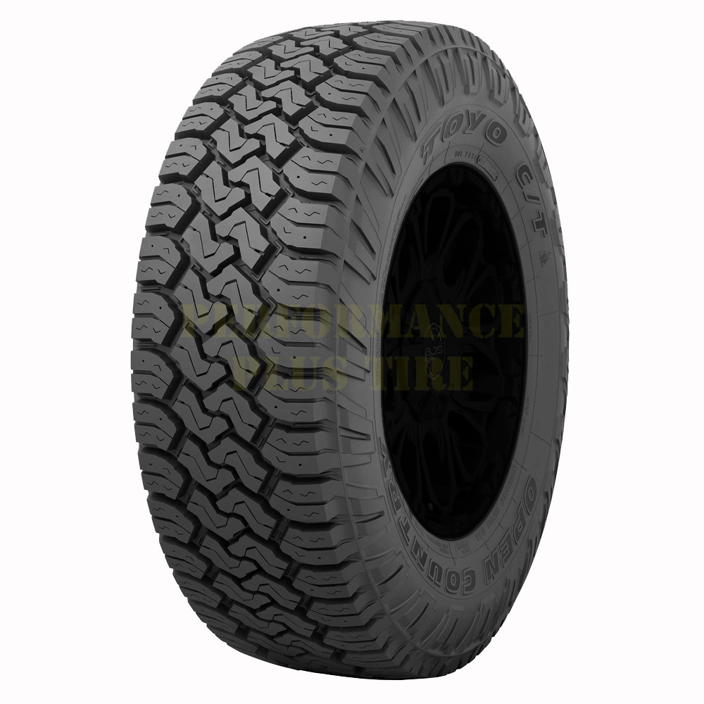 Toyo Tires Open Country C/T Light Truck/SUV All Terrain/Mud Terrain Hybrid Tire
