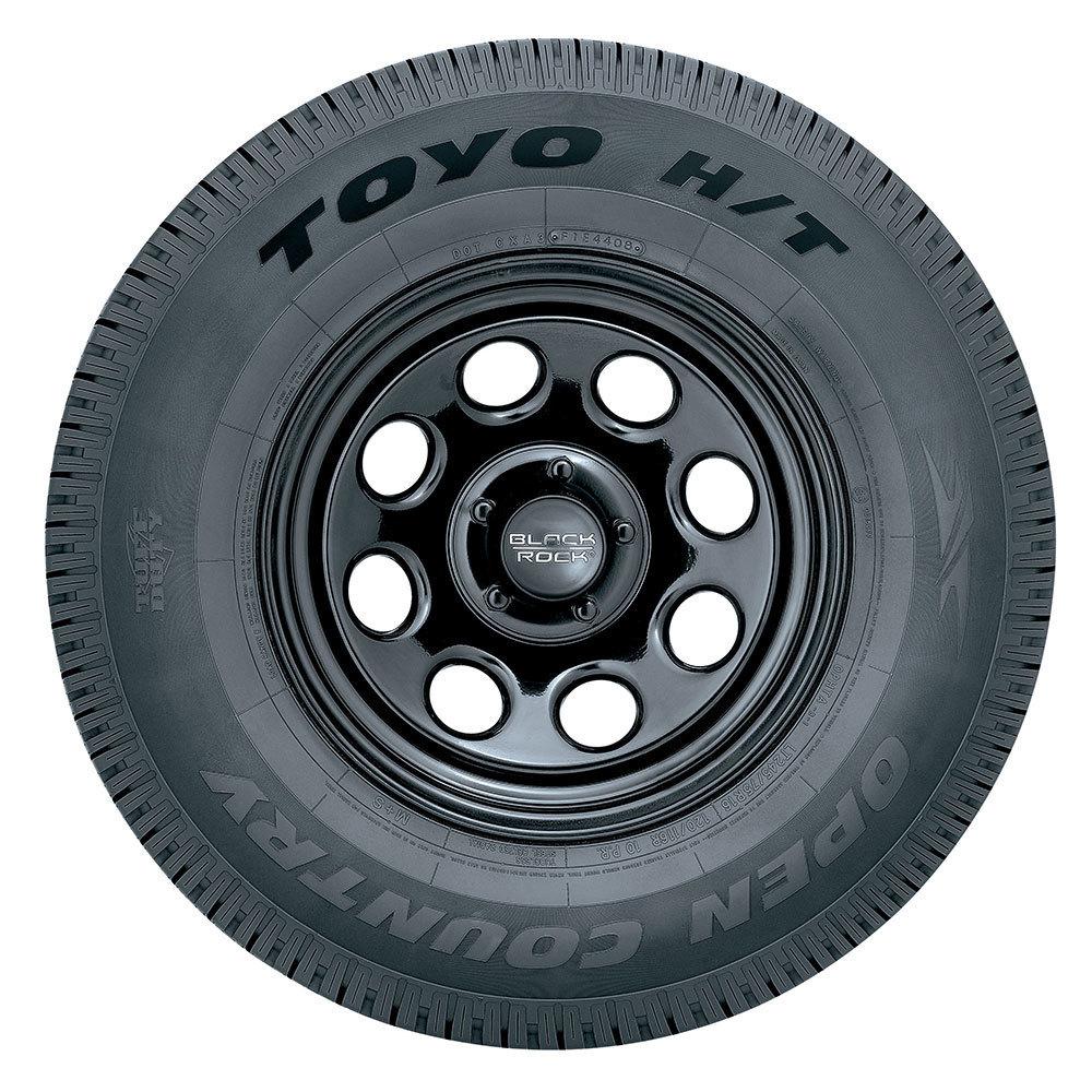 Toyo Tires Open Country H/T - P275/70R16 114H